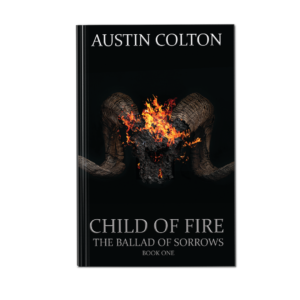 Child of fire cover image